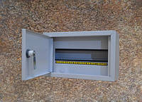 Щит освещения металлический ЩО-А-Н-12 автоматов