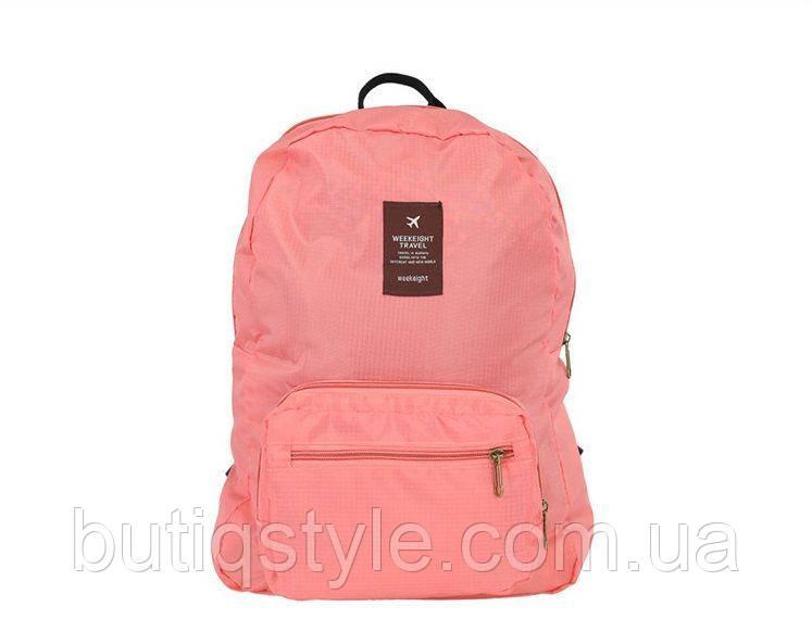 Легкий женский складной рюкзак 180г