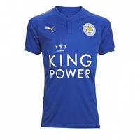 Футбольная форма Лестер (Leicester City), домашняя