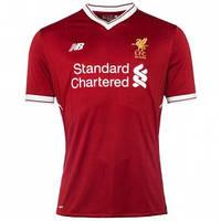 Футбольная форма Ливерпуль (Liverpool ), домашняя