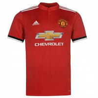 Футбольная форма 2017-2018 Манчестер Юнайтед (Manchester United), домашняя