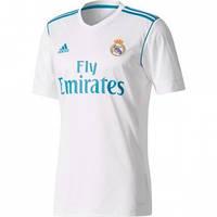 Футбольная форма 2017-2018 Реал Мадрид (Real Madrid), домашняя