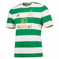 Футбольная форма 2017-2018 Селтик (Celtic), домашняя