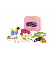 Игровой комплекс Маленькая принцесса №2 /в чемоданчике/Polesie 47311