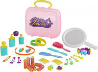 Игровой комплекс Маленькая принцесса №3 /в чемоданчике/ Polesie 47328