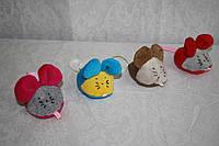 Мягкая игрушка для котов и собак мышка