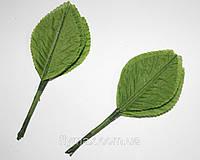 Искусственный листок 40х60 мм. Зеленый (144 шт.)