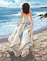 Картина-раскраска Свадьба в середине лета (BRM3764) 40 х 50 см