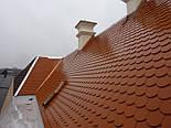Керамическая черепица Бобровка Ок Tondach (Тондах), фото 4