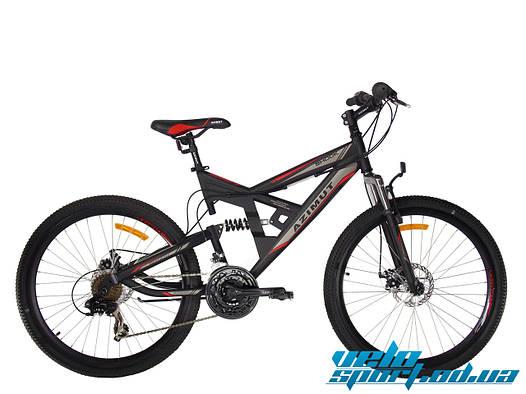 Горный велосипед Azimut Shock 26 GD New