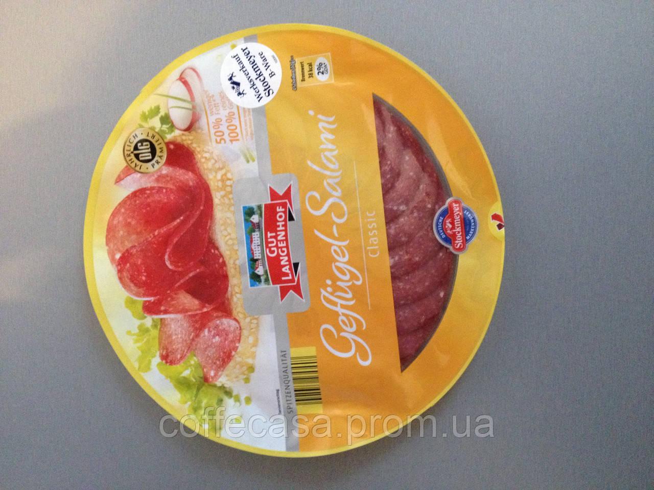 Geflügel-Salami Classic 100g