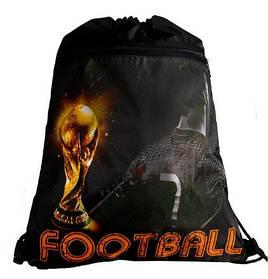 Сумка для змінного взуття Football + кубок 7859-1