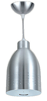 Светильник DELUX WС-0906-01 d124x280 алюминий, потолочный