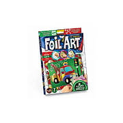 "Набір FAR-01-01-10 Аплікація кольоровою фольгою ""Foil ART"""