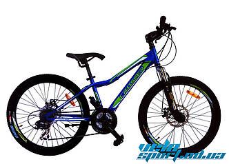 """Горный велосипед Crosser Force 24"""""""