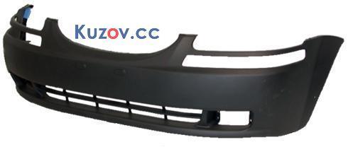 Передний бампер Chevrolet Aveo 04-05 SDN/HB (FPS)