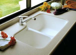 Кухонные мойки из акрилового камня BIENSTONE