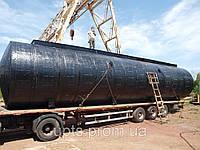 Емкости для нефтепродуктов - изготовление,поставка ,монтаж.
