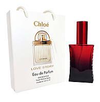 Chloe Love Story ( Хлоя Лав Стори)  в подарочной упаковке 50 мл (реплика) ОПТ