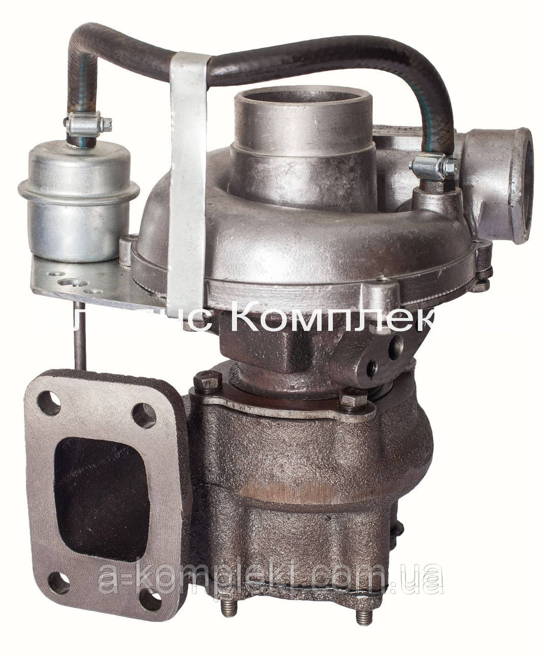 Турбокомпрессор ТКР 6.1 - 02 с клапаном (620.000-02)