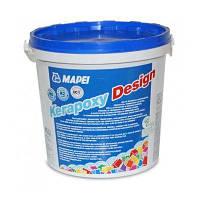 Затирочная смесь для швов Керапокси Дизайн 703 (Kerapoxy Design) Mapei (3 кг)