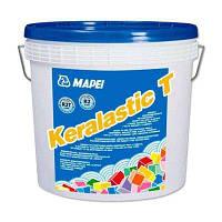 Клей для плитки Кераластик Т белый (Keralastic Т) Mapei (5 кг)