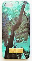 Чехол на Айфон 5/5s/SE Ted Baker soft touch стильный Пластик Отражение, фото 1