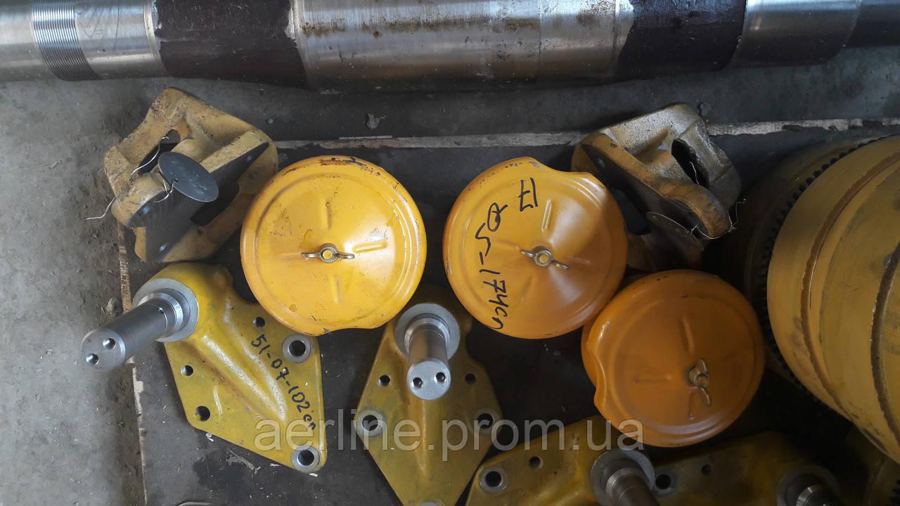 Воздухоочиститель ПД пускового двигателя (старого образца) 17-05-174СП Т-130, Т-170, Б10М