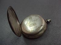 Корпус для карманных часов tissot серебро 49,66 г №216