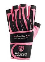 Перчатки для тяжелой атлетики Power System Fitness Chica