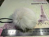 Бубон из кролика (белый)
