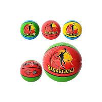 Мяч баскетбольный VA-0002 размер 7, в кульке