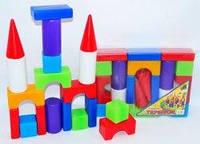 Набор кубиков ТЕРЕМОК маленький, арт. 0048466