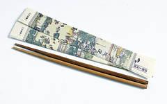Бамбуковые палочки для еды