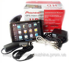 "GPS-Навигатор 5"" Pioneer  505 (4 GB), фото 3"