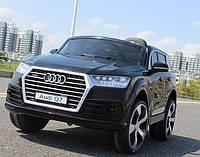 Детский электромобиль  Audi Q7 черный