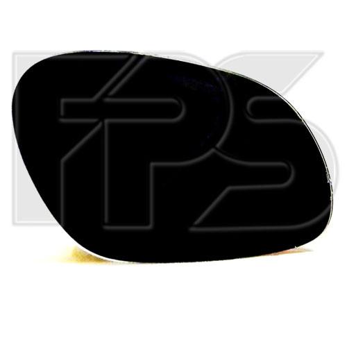 Стекло зеркала бокового (вкладыш) Daewoo Lanos / Sens 98- правое (FPS)