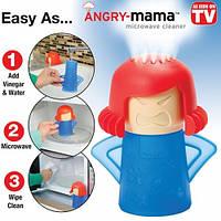 Очиститель Микроволновок Микроволновых печей Angry Mama Н