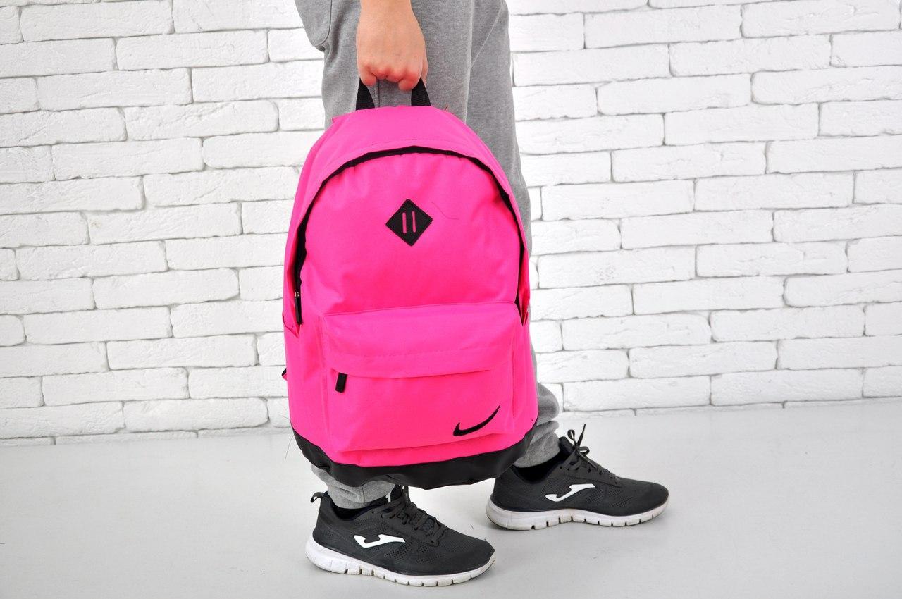 Рюкзак Nike розовый