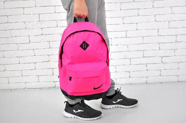 Рюкзак Nike розовый, фото 2