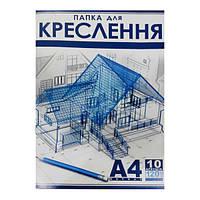 Папка для черч А4 10л./120 Рюкзачок ПДК-3 Лунапак