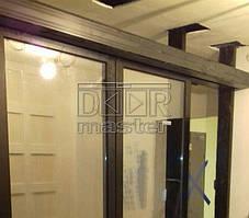 Автоматические двери Cuppon, офис (г. Киев) 14.02.2017