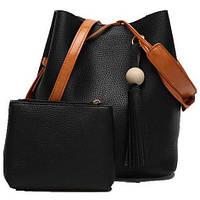 Женская сумка на кнопку оптом AL7334