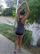 Майка топ для фитнеса и йоги, фото 2