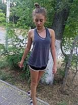 Майка топ для фитнеса и йоги, фото 3