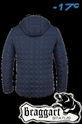 Мужская молодежная зимняя куртка Braggart (р. 46-54) арт. 3570G, фото 2
