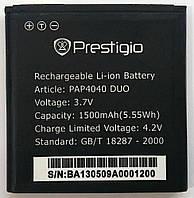 Аккумулятор для мобильного телефона Prestigio PAP-4040