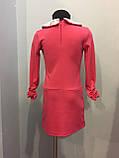 Платье для девочки с кружевным воротником 134,152 см, фото 2