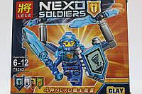 "Конструктор LELE Nexo Knight  ""Клэй"""