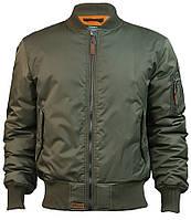 Льотна куртка Top Gun MA-1 Bomber Jacket TGJ1540 (Olive), фото 1